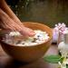 Pedicure Estetico + AHA + Aromatherapy + Smalto