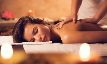 Massaggio Olistico Aromaterapico