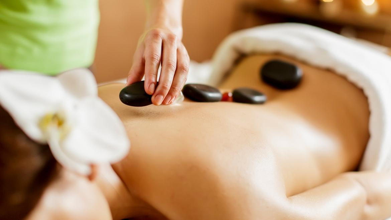 Stone Massage